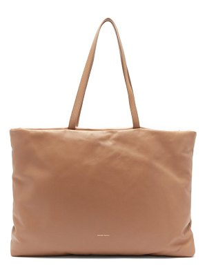 Mansur Gavriel pillow reversible padded leather tote bag