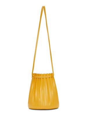 Mansur Gavriel Pleated Bucket Bag