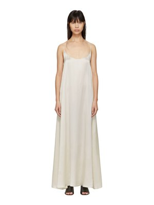 Mansur Gavriel Silk Flowy Dress