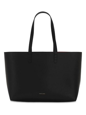 Mansur Gavriel Small leather tote bag