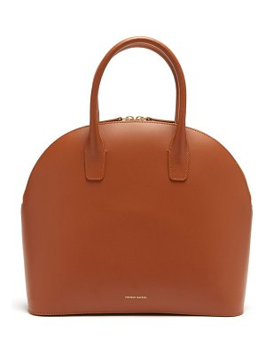 Mansur Gavriel top handle leather bag