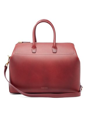 Mansur Gavriel travel medium leather bag