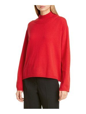 Mansur Gavriel wool & cashmere mock neck sweater