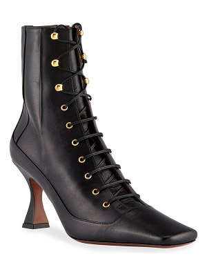 MANU Atelier 80mm Napa Lace-Up Duck Boots