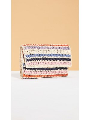 Mar y Sol chloe clutch