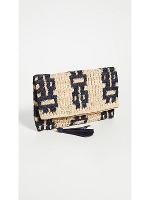 Mar y Sol tula clutch