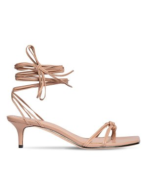 MARA&MINE 35mm leather sandals