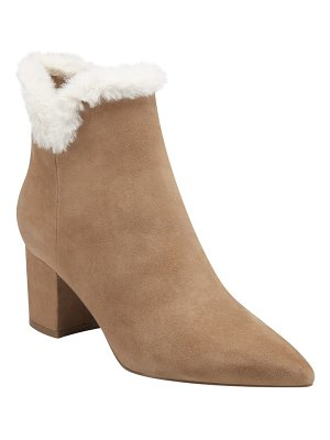 MARC FISHER LTD jacinte faux fur lined boot