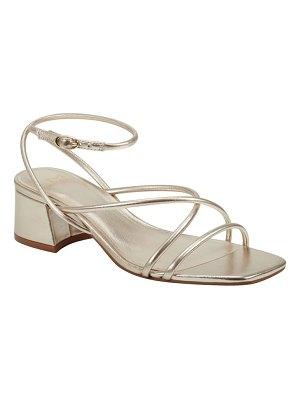MARC FISHER LTD jared ankle strap sandal
