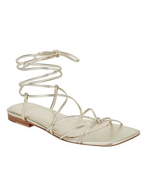 MARC FISHER LTD marina lace-up sandal