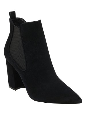 MARC FISHER LTD Taci Suede Ankle Chelsea Booties