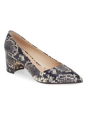 MARC FISHER LTD yovani pointy toe pump
