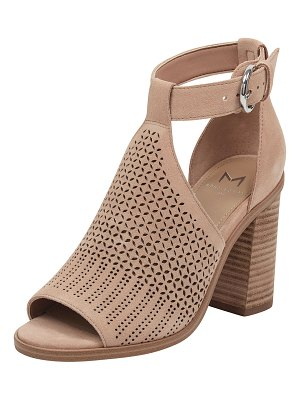 Marc Fisher Vixen Cutout Suede Sandals