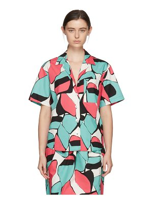 Marc Jacobs Abstract Shirt