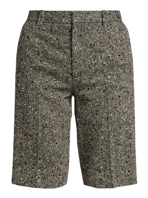 Runway Marc Jacobs bouclé trouser shorts