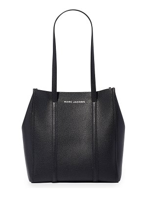 Marc Jacobs Calfskin Leather Tote Bag