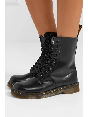 Marc Jacobs dr. martens leather ankle boots