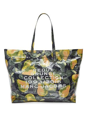 Marc Jacobs East-West Coated Tote Bag