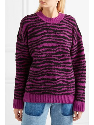 Marc Jacobs intarsia wool-blend sweater
