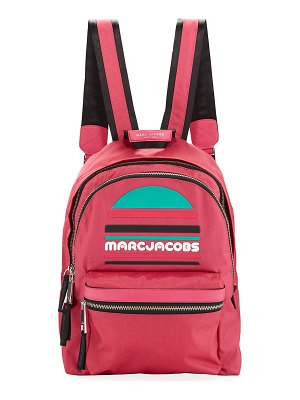 Marc Jacobs Large Canvas Logo Backpack
