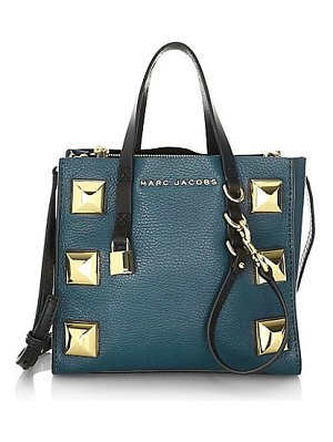 Marc Jacobs mini grind studded leather tote