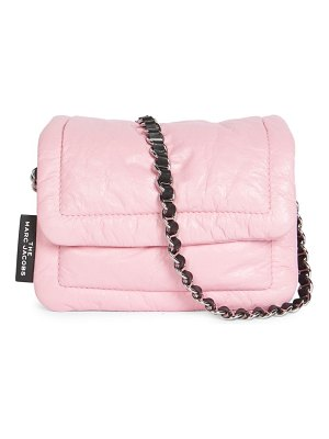 Marc Jacobs mini the pillow leather crossbody bag