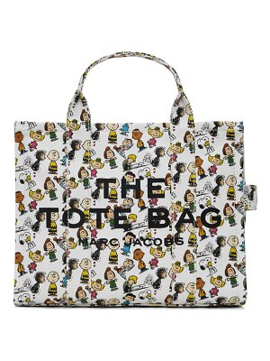 Marc Jacobs multicolor peanuts edition the small traveler tote