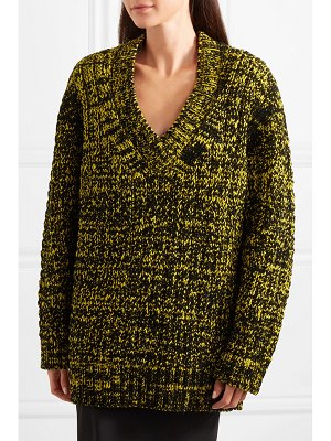 Marc Jacobs oversized wool-blend sweater