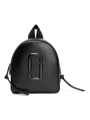 The Marc Jacobs pack shot leather backpack