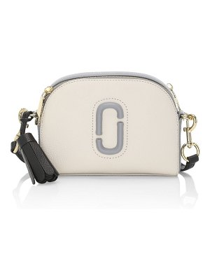 The Marc Jacobs shutter leather crossbody bag