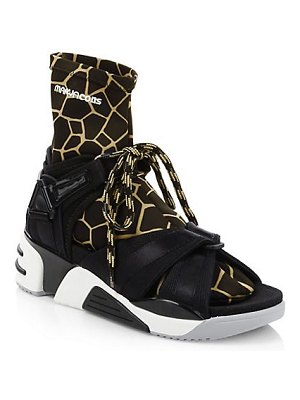 Marc Jacobs somewhere sock sport sandals
