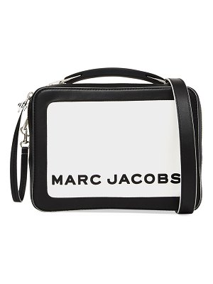 Marc Jacobs The Box 23 Two-Tone Crossbody Bag
