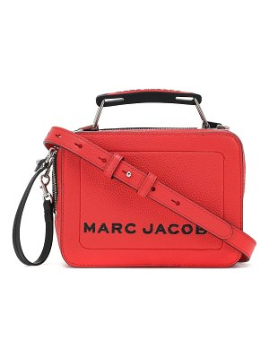 Marc Jacobs the box small leather shoulder bag