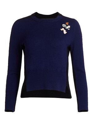 Marc Jacobs the diy wool sweater