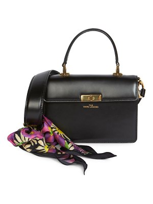 Marc Jacobs the downtown leather satchel