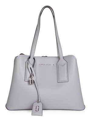 Marc Jacobs the editor 38 leather satchel