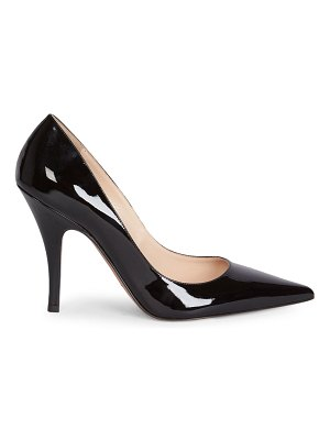 Marc Jacobs the proposal patent leather pumps