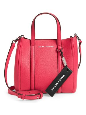 Marc Jacobs the tag 21 leather tote