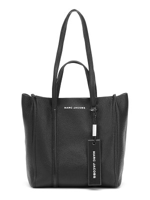 Marc Jacobs tag leather tote