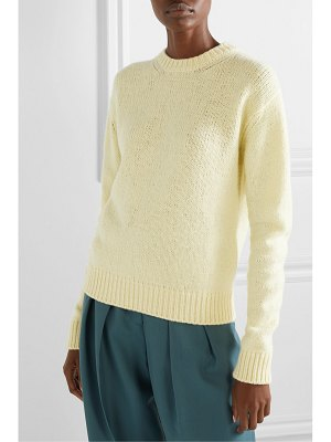Runway Marc Jacobs wool and cashmere-blend sweater