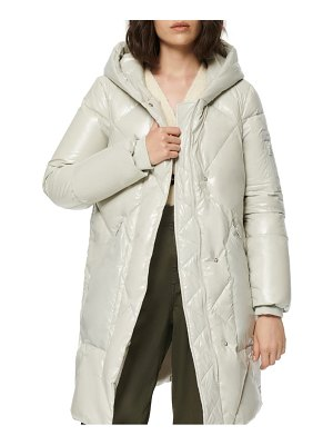 MARC NEW YORK borealis water resistant down & feather jacket