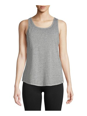 MARC NEW YORK by ANDREW MARC Performance Crisscross Strappy Tank Top