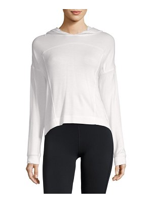 Marc New York Performance Cropped Hoodie