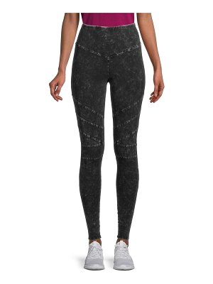 Marc New York Performance Faded Stretch-Cotton Leggings