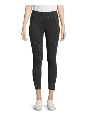 Marc New York Performance Washed Cropped Leggings