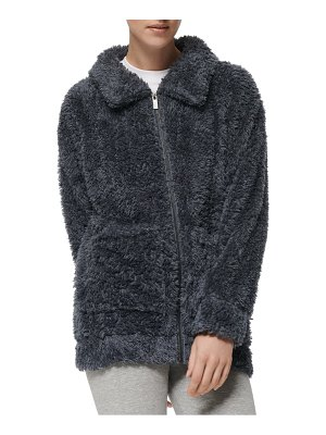 MARC NEW YORK ultra soft faux fur jacket