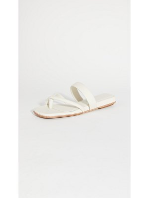 MARI GIUDICELLI travel sandals
