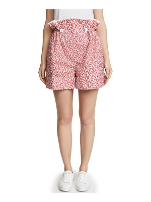 Marianna Senchina printed shorts