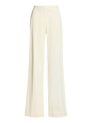 Marina Moscone relaxed straight-leg trousers