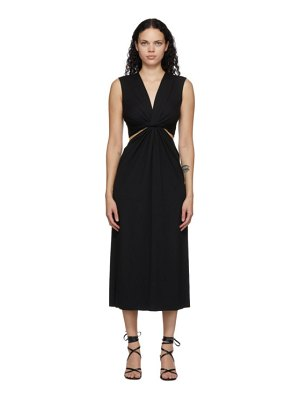 Marina Moscone twist dress